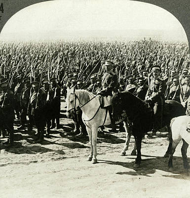 World War I Russian Army Art Print