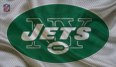 New York Jets Photograph - New York Jets by Joe Hamilton