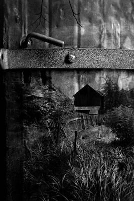 Photograph - The Gate Again  by Mariusz Zawadzki