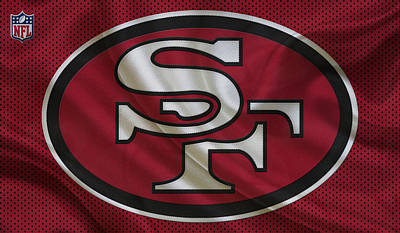 Sports Photograph - San Francisco 49ers by Joe Hamilton