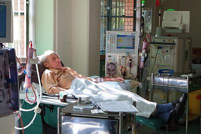 Empower Photograph - Shared Care Dialysis Unit by Life In View