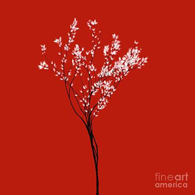 Tree Roots Digital Art - Trees Of Life by Charles Dobbs