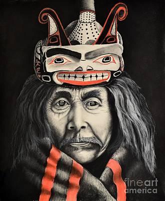 Kwakiutl Chief Original