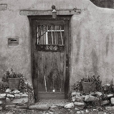 Art Print featuring the photograph 304 Canyon Road by Wendell Thompson