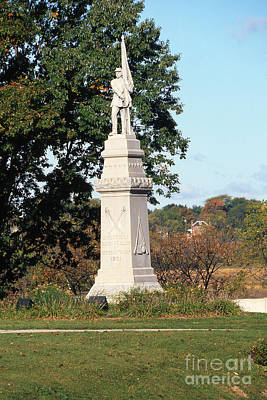 30u13 Hood Park Monument To Civil War Soldiers And Sailors Photo Art Print