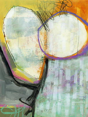 Abstracted Painting - 31/100 by Jane Davies