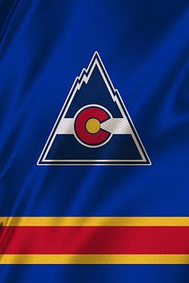 Colorado Rockies Art Print by Joe Hamilton