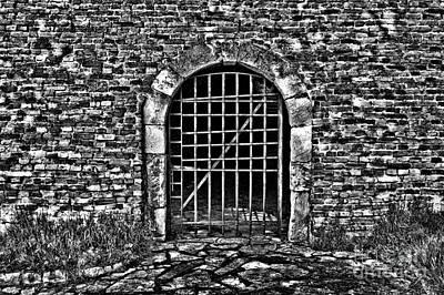Fortress Kalemegdan Belgrade Art Print