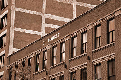 Photograph - 311 Market Street by Jeanne May
