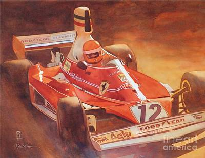 Painting - 312t by Robert Hooper