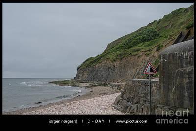 Photograph - D-day by Jorgen Norgaard