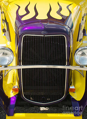 Photograph - 32 Ford Truck  by Mark Dodd