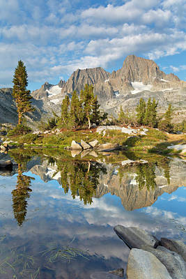 Usa, California, Inyo National Forest Art Print