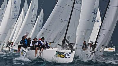 New Years - Key West Race Week by Steven Lapkin