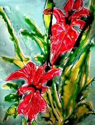 Giuseppe Cristiano Royalty Free Images - Zenmoksha Flowers Royalty-Free Image by Baljit Chadha