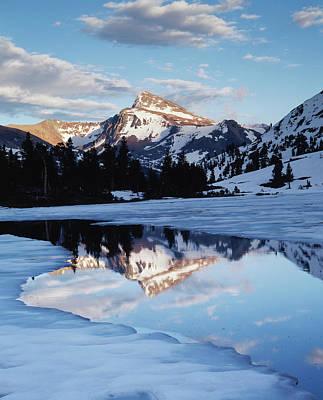 Dana Photograph - California, Sierra Nevada Mountains by Christopher Talbot Frank