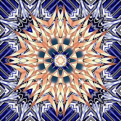 Digital Art - 3300 07 by Brian Johnson