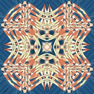 Digital Art - 3300 23 by Brian Johnson