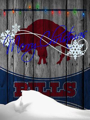 Buffalo Bills Art Print