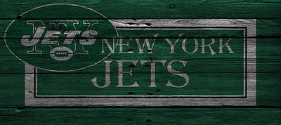 Jets Photograph - New York Jets by Joe Hamilton
