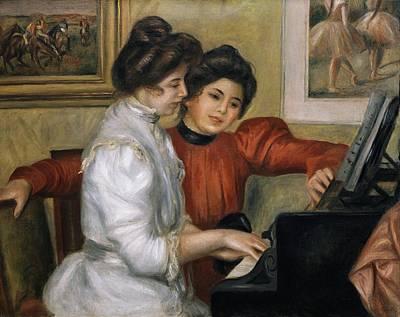 Renoir, Pierre-auguste 1841-1919 Art Print