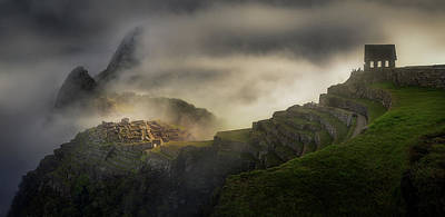 Peru Photograph - Untitled by Veselin Atanasov