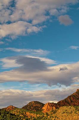 Kolob Photograph - Usa, Utah, Zion National Park by Jaynes Gallery
