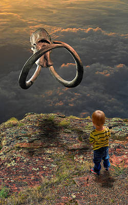 Imaginary Friend Photograph - 3481 by Peter Holme III