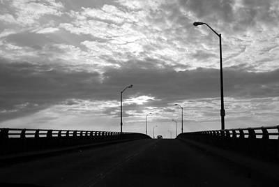 Photograph - 34th Street Bridge  by Mary Beth Landis