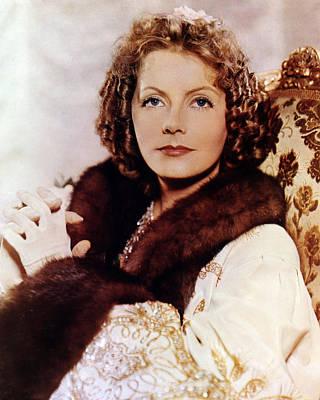 Greta Garbo Art Print