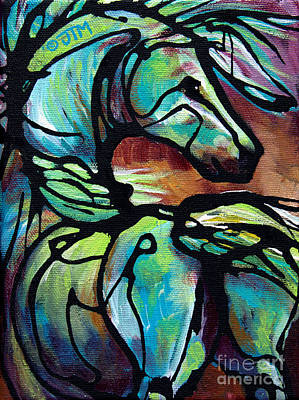 Painting - #35 June 26th by Jonelle T McCoy