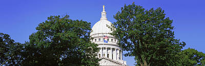 Local Views Photograph - Low Angle View Of A Government by Panoramic Images
