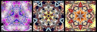 Digital Art - 356 Infinity II by Derek Gedney
