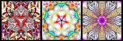 Digital Art - 356 Infinity IIi by Derek Gedney
