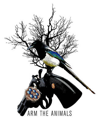 .357 Magpie Original by Arm The Animals