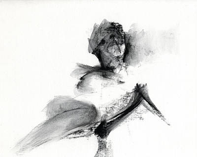 Drawing - Rcnpaintings.com by Chris N Rohrbach