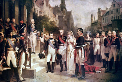 Prussia Painting - Napoleon Bonaparte (1769-1821) by Granger