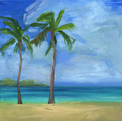 Caribbean Painting - Rcnpaintings.com by Chris N Rohrbach