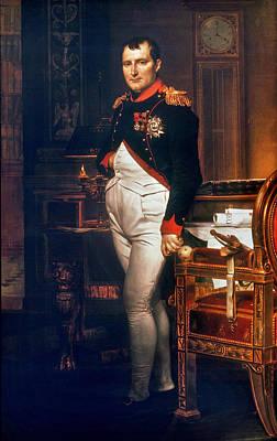 Napoleon Bonaparte (1769-1821) Print by Granger
