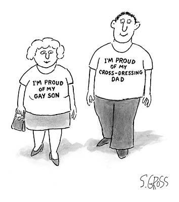New Yorker November 29th, 2004 Art Print