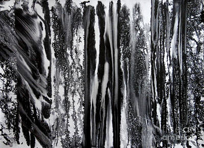 Painting - Bark by Tamal Sen Sharma