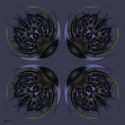 Digital Art - 3700 09 by Brian Johnson