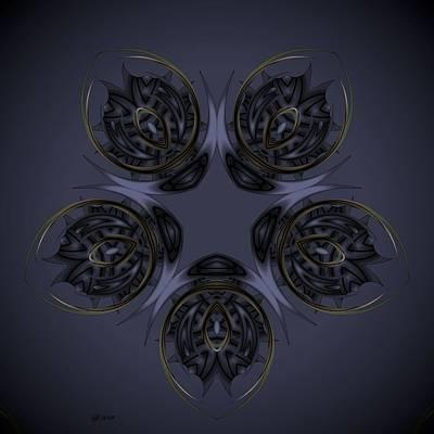 Digital Art - 3700 13 by Brian Johnson