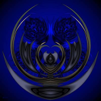 Digital Art - 3700 19 by Brian Johnson
