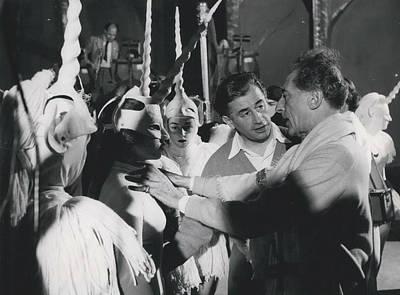 Jean Cocteau Photograph - Jean Cocteau by Retro Images Archive