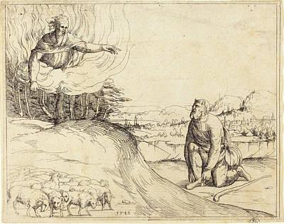 Augustin Hirschvogel German, 1503 - 1553 Art Print by Quint Lox