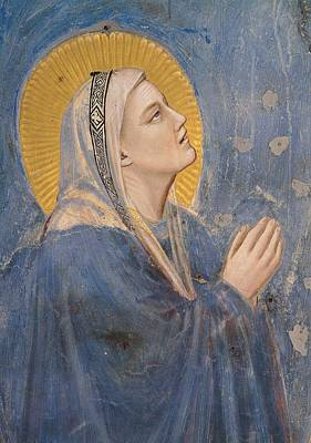 Italy, Veneto, Padua, Scrovegni Chapel Art Print by Everett