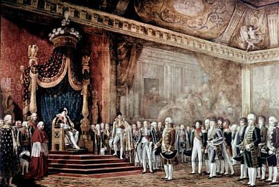 Staircase Painting - Napoleon Bonaparte (1769-1821) by Granger