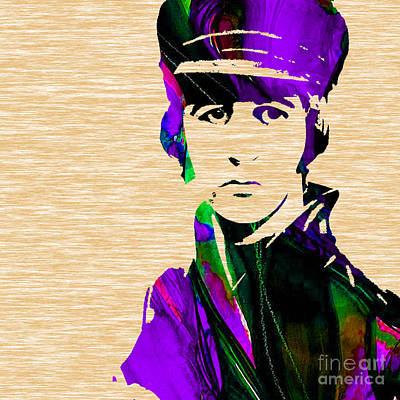 Drummer Mixed Media - Ringo Starr Collection by Marvin Blaine