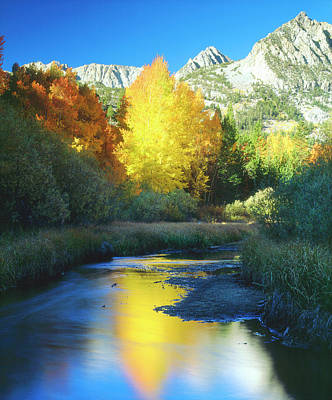 High Sierra Photograph - Usa, California, Sierra Nevada Mountains by Jaynes Gallery